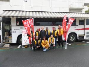献血活動20150112
